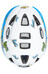UVEX kid 2 helm blauw/wit